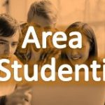 Tasto di selezione Area Studenti