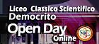 Tasto di selezione Open Day
